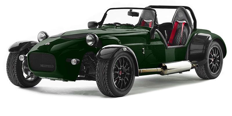 Westfield Body Colours - Racing Green